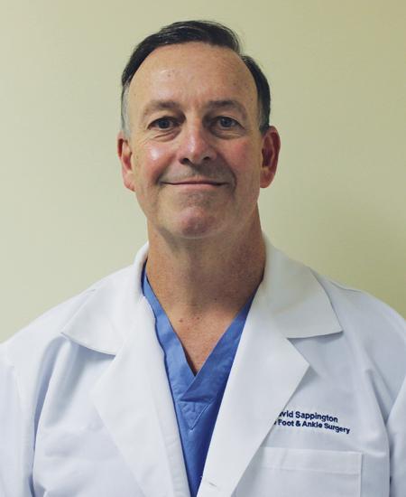 Meet Dr  Sappington, DPM - Highlands Foot & Ankle Podiatrist